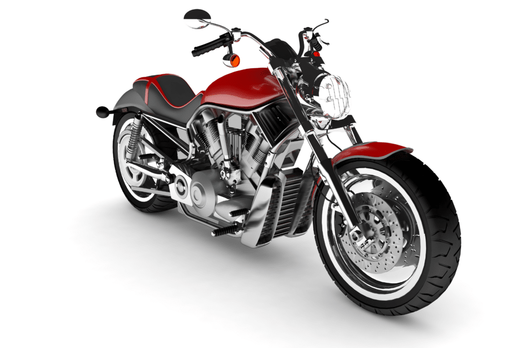 Image of a motorcyle